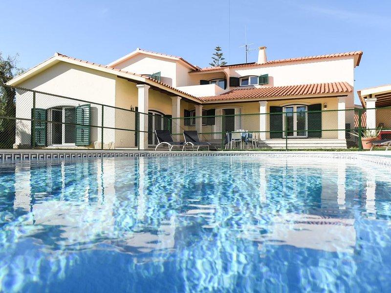 Wonderfull Villa Cascais, aluguéis de temporada em Estoril