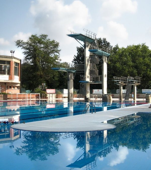 Accès gratuit au complexe aquatique local (10 min en voiture): du 15 juin au 31 août