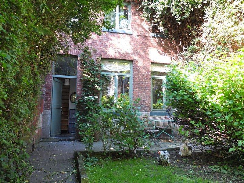 Liege: Gite citadin chez Josette et Jacqueline, location de vacances à Trois Ponts