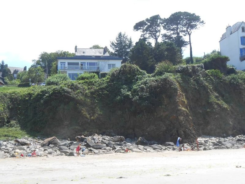 view of the Ris Beach