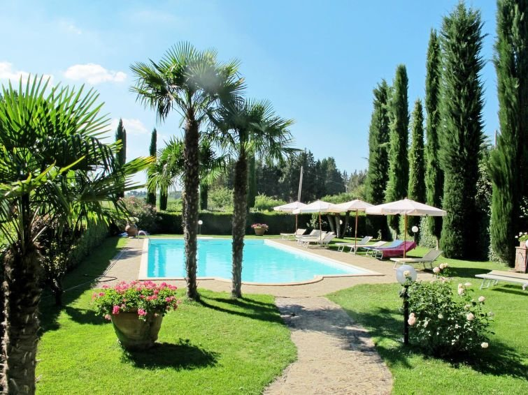 Ferienhaus Giuggiolo 1 (PGG170) in Poggibonsi - 4 Personen, 1 Schlafzimmer, vacation rental in Buonconvento