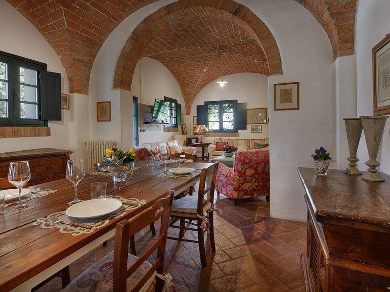Casa Bini agriturismo, alquiler de vacaciones en San Miniato
