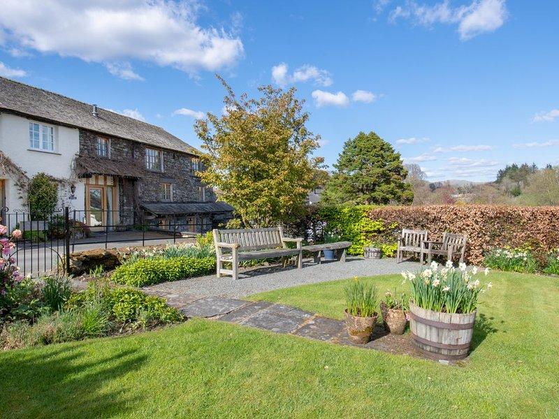 Knipefold Barn - Three Bedroom House, Sleeps 5, vacation rental in Hawkshead