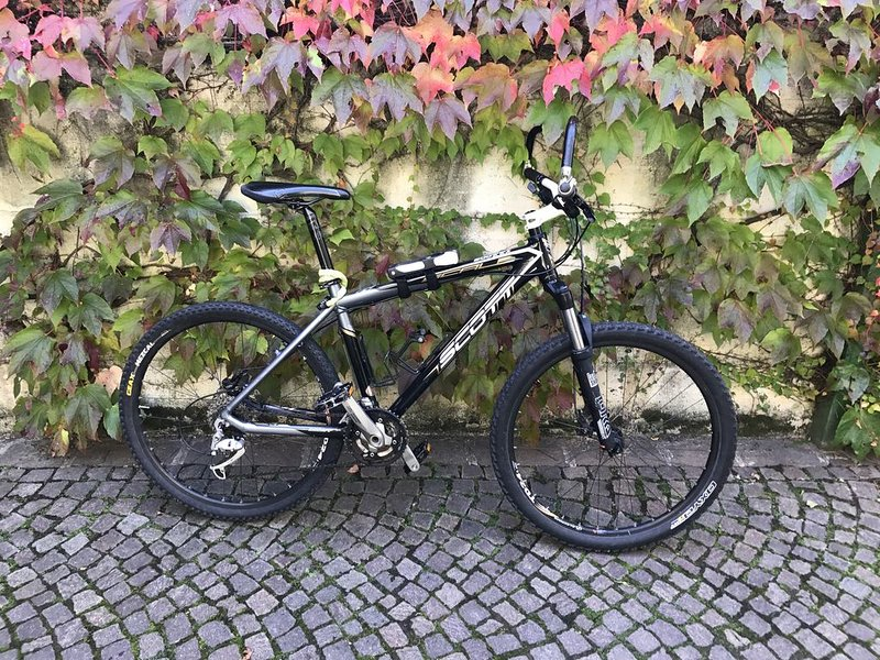 Possibility of mtb rental on site