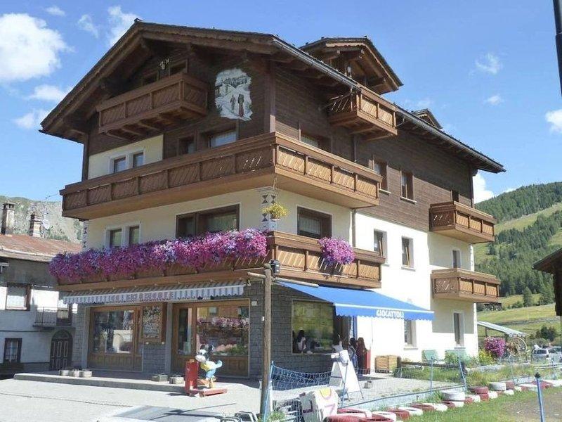 Appartamento in centro di fronte agli impianti da sci, vacation rental in Teola