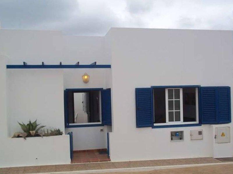 Apartamento La Sirenita, alquiler de vacaciones en Caleta de Sebo