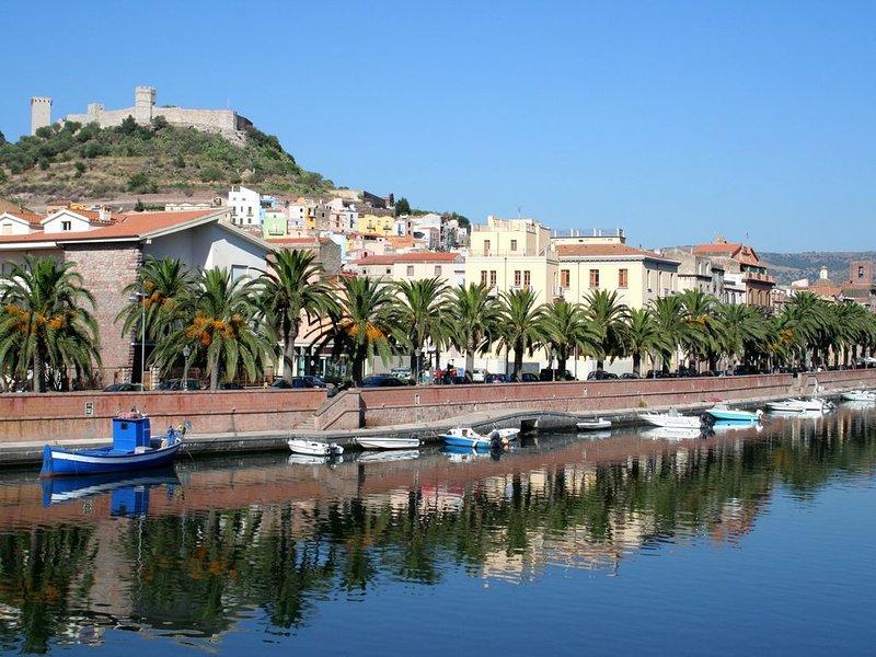 La Casa sul Fiume, vacanze da sogno, holiday rental in Bosa Marina
