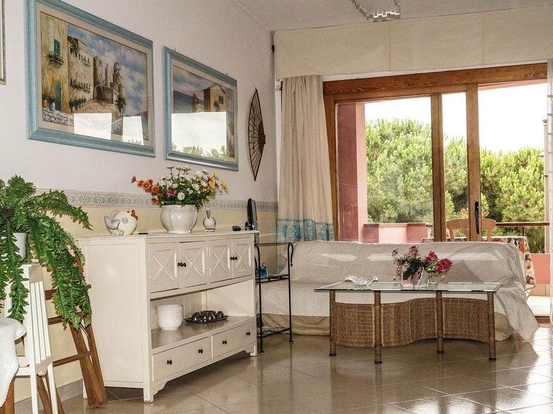 Isola di Sant Antioco-Grazioso Appartamento, situato difronte al parco alberato, vacation rental in Province of Carbonia-Iglesias