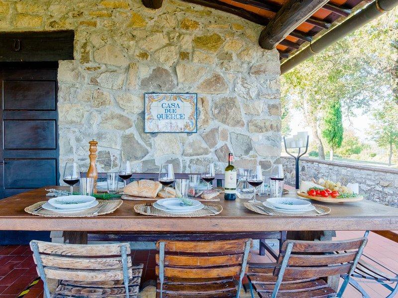 Casale Cipressi Castellina in Chianti, vacation rental in Castellina In Chianti