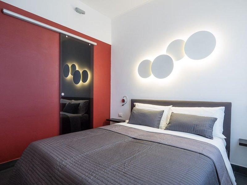 Elegante Casa Vacanze - vicino Tortona Design DC, location de vacances à Pontesesto