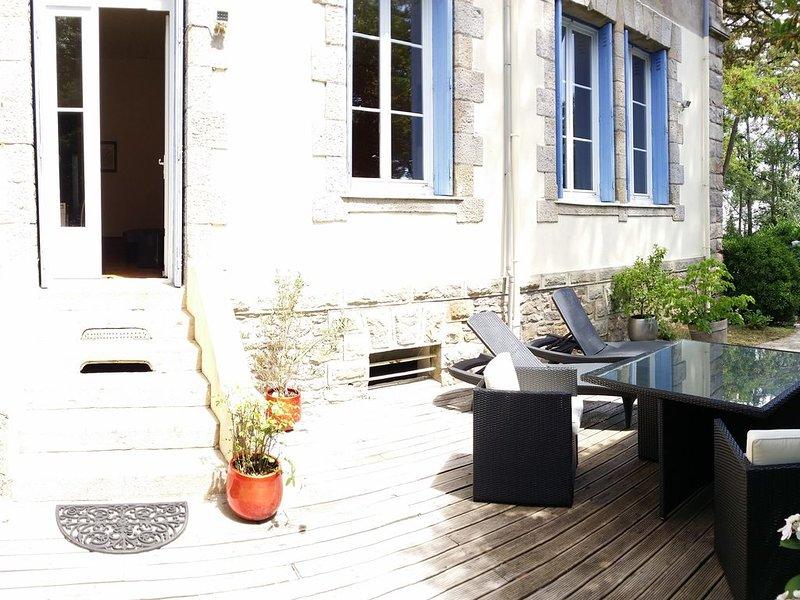 La Baule Appartement T3 au coeur de la pinède et proche de la plage et de la Tha, holiday rental in Saint Andre des Eaux