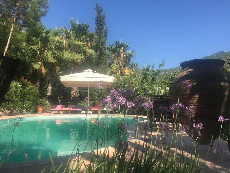 Stunning Designer Built Villa with Private Pool and Sea Views, location de vacances à Marmaris District