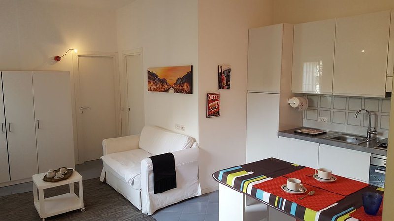 M1 wagner | marghera district, vacation rental in Novegro