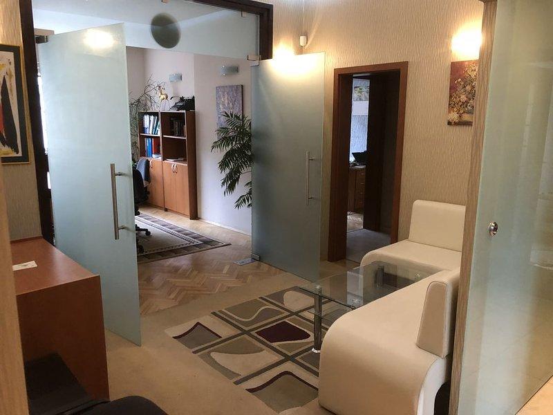Navimex, Sofia, BG TOP center, office-apartment, vacation rental in Sofia