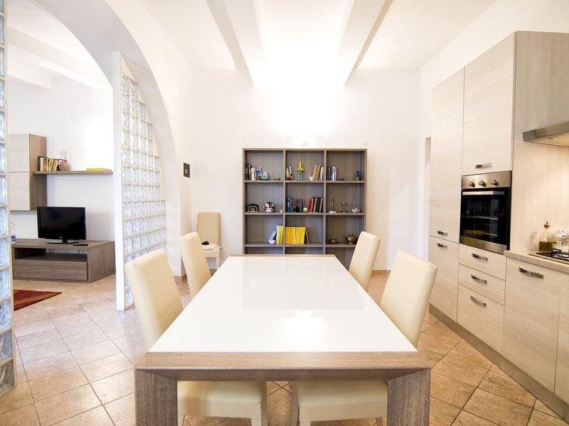 Accogliente  Appartamento nel Cuore Storico di Piombino, holiday rental in Baratti