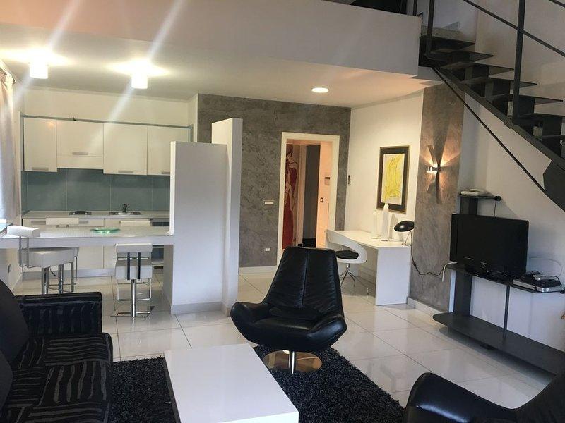 Appartamento Loft - Suite, vakantiewoning in Sellia Marina