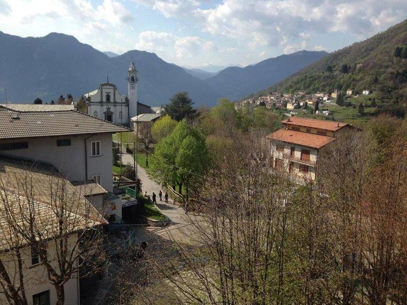 Lago di Como casa vacanza, vacation rental in Caglio