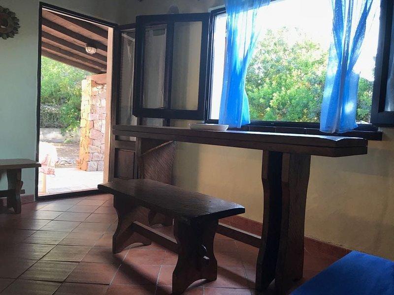 Villetta Trilocale vicino Santa Teresa di Gallura – semesterbostad i Aglientu