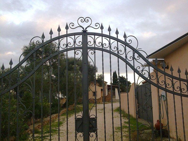 Casetta, peach house, holiday rental in Marina di Orosei