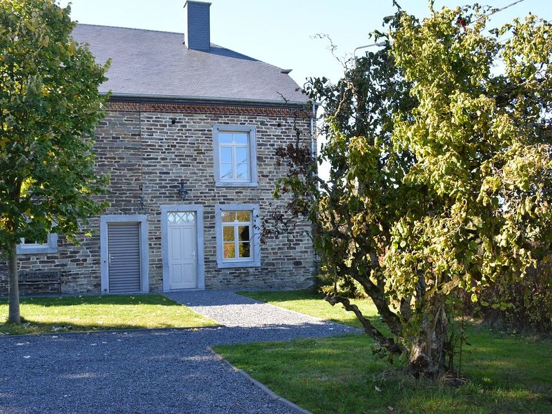 Heritage Holiday Home in Gedinne With Sauna, holiday rental in Montherme