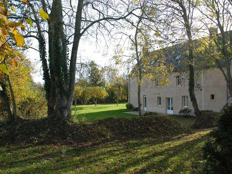 La Ferreterie - maison de famille - capacité 2 à 14 pers, location de vacances à Quettreville-sur-Sienne