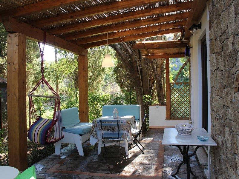 the external veranda