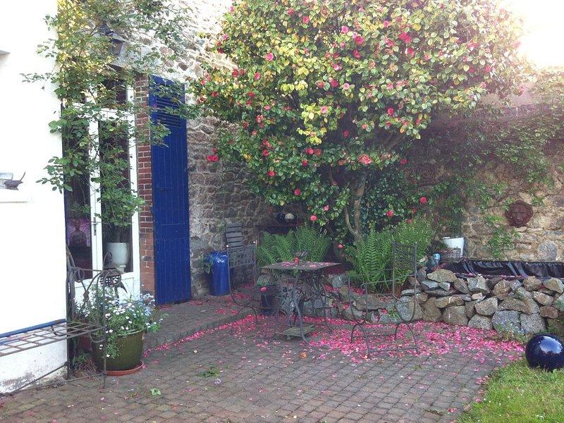 Maison de caractère avec jardin clos, vacation rental in Saint-Brieuc