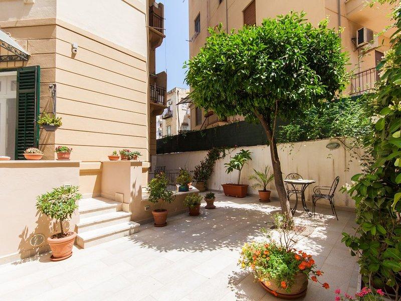 Il tuo soggiorno ideale a Palermo - centro città, Ferienwohnung in Palermo