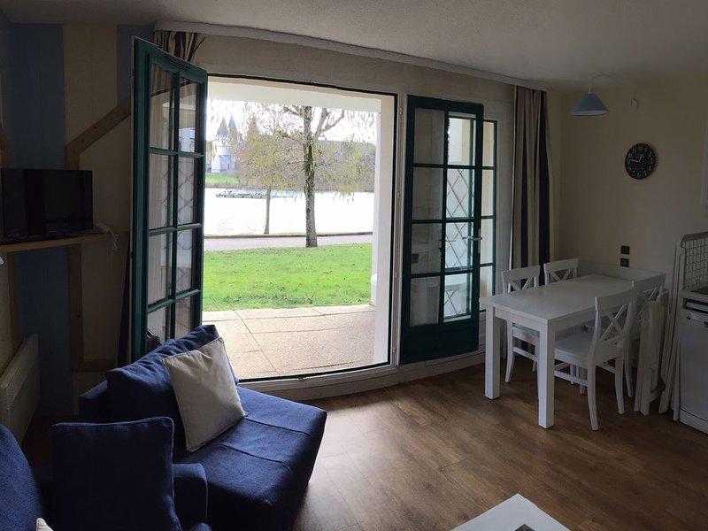 Location appartement Port Bourgenay 85, holiday rental in Talmont Saint Hilaire