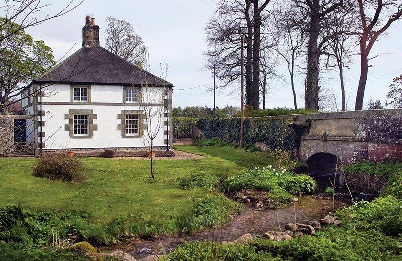 Romantic Haughton Castle, a Grade 1 listed building, dates from the peaceful era, location de vacances à Slaley