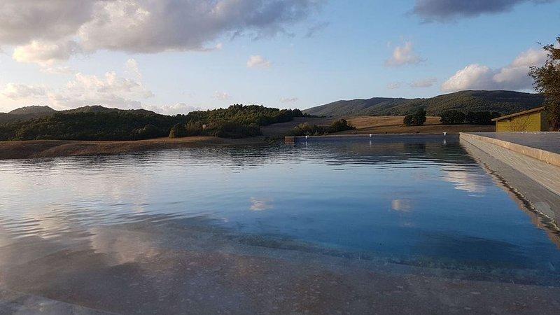A Poggiarello vicino a San Galgano, vacation rental in Ciciano