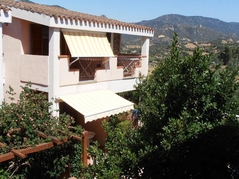 casa incantevole nel centro di villasimius, location de vacances à Villasimius