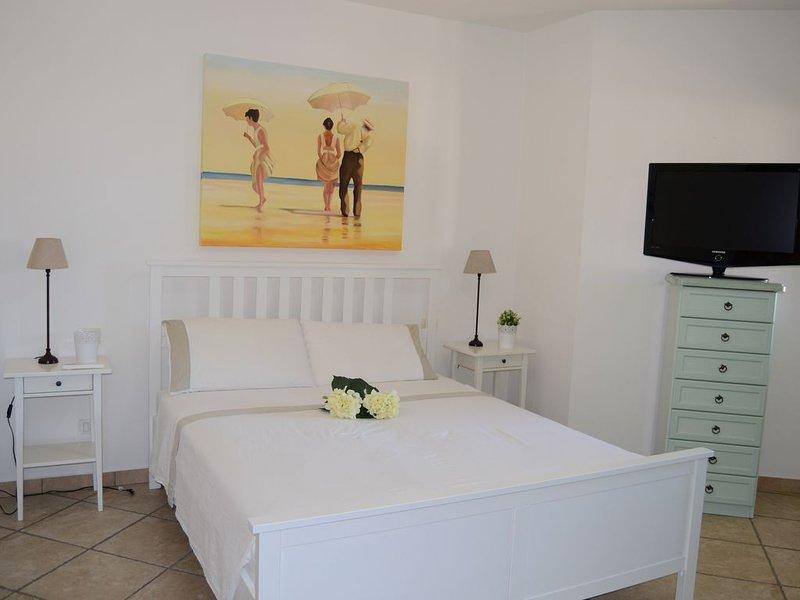 Appartamento con Terrazza con Vista, location de vacances à Simius