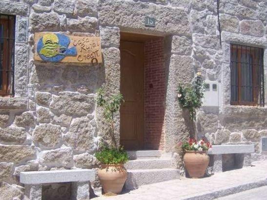 Casa rural Creart para 6 personas, casa vacanza a Robledo de Chavela