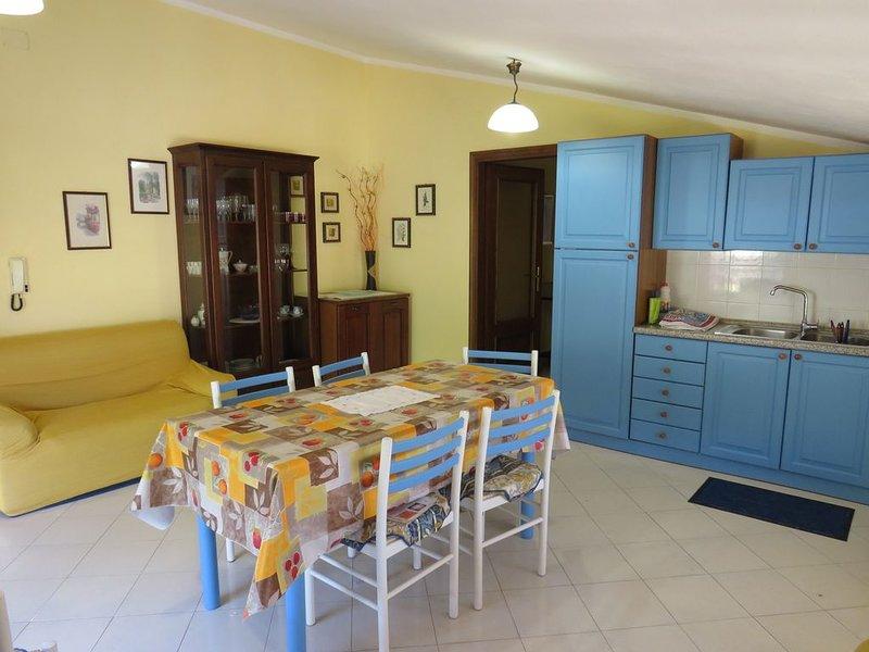 sardegna casa mare vacanze wi-fi free parking free, holiday rental in Teulada