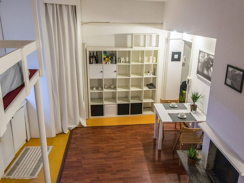 Apartment in Milano Navigli, aluguéis de temporada em Province of Milan