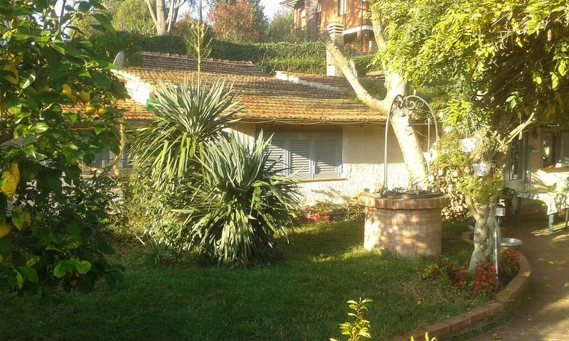 Oasis in ROME NORTH, holiday rental in Monterotondo Scalo