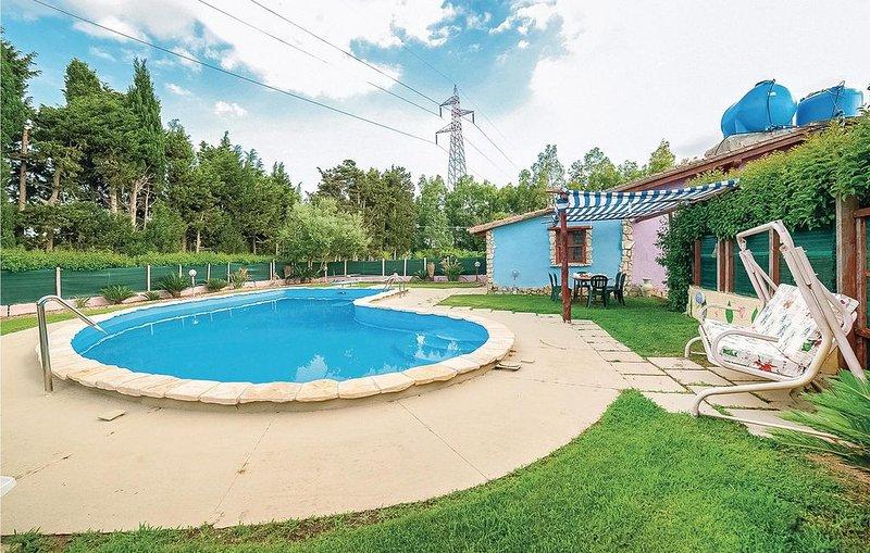 2 Zimmer Unterkunft in Villacidro VS, vakantiewoning in Marina di Arbus