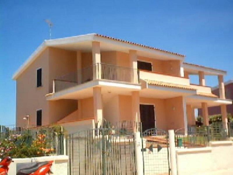 Villa/Appartamento in un residence, Ferienwohnung in Valledoria
