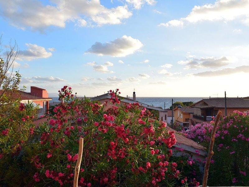 Isola del Sole - 100m from Spiaggia Lunga, alquiler vacacional en Paduledda