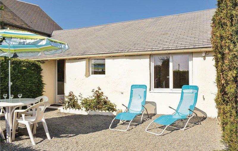 1 Zimmer Unterkunft in La Cambe, location de vacances à Vierville-sur-Mer
