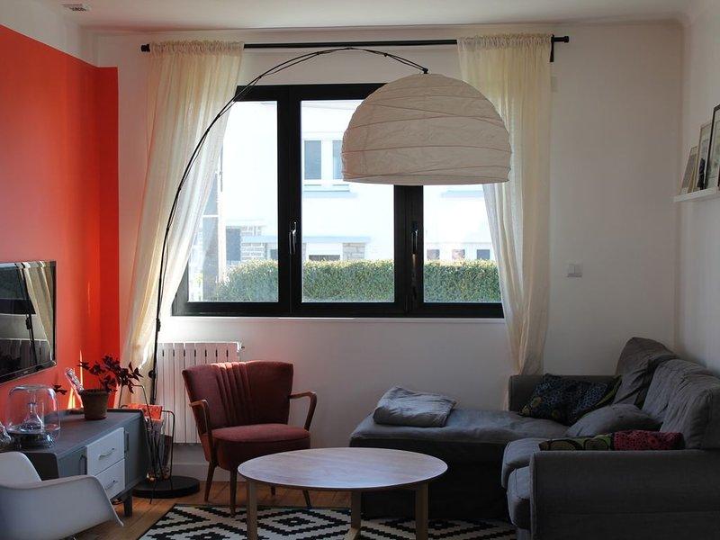 Maison prés de la plage et de la thalasso. 4 couchages, holiday rental in Concarneau