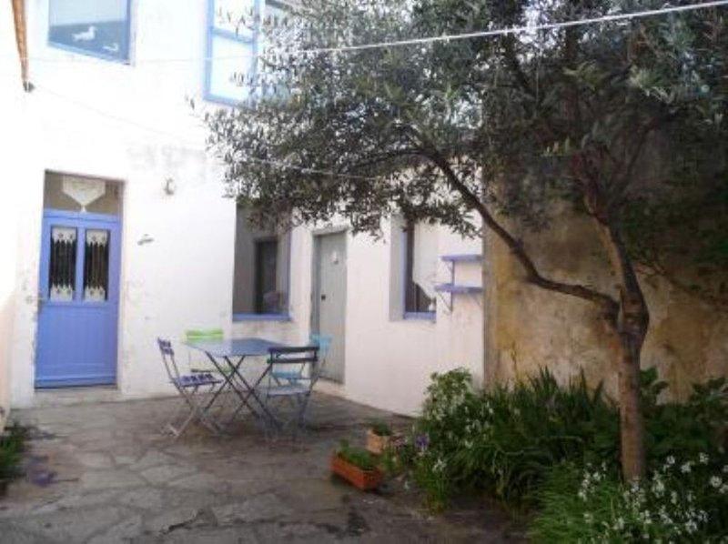 Maison de famille, beaucoup de charme, location de vacances à Groix