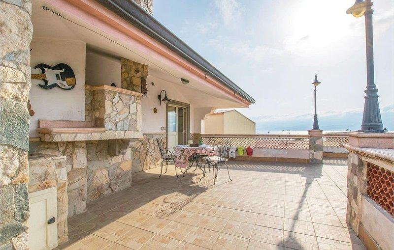 1 Zimmer Unterkunft in Villa San Giovanni, vakantiewoning in Villa San Giovanni