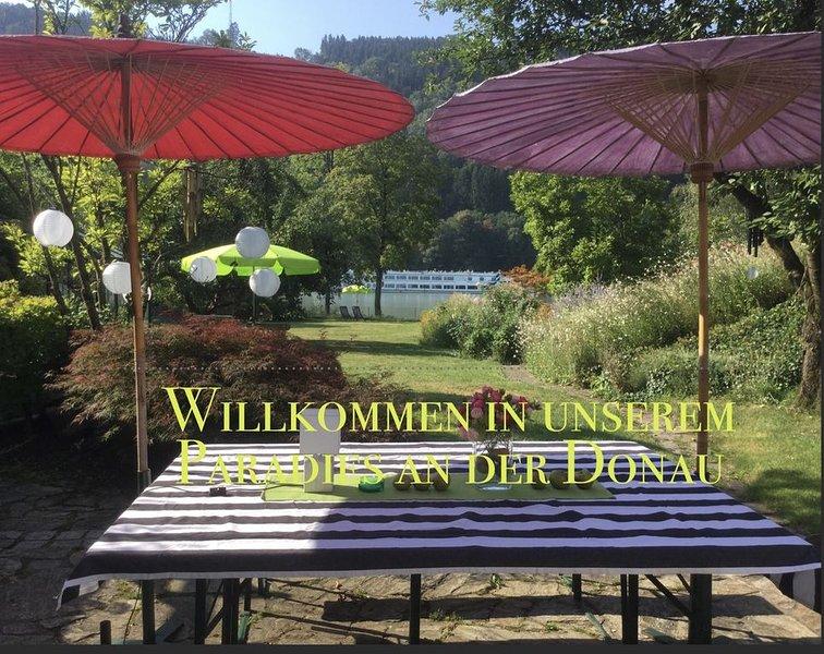 Paradies an der Donau für Zwei, Ferienwohnung in Oberösterreich
