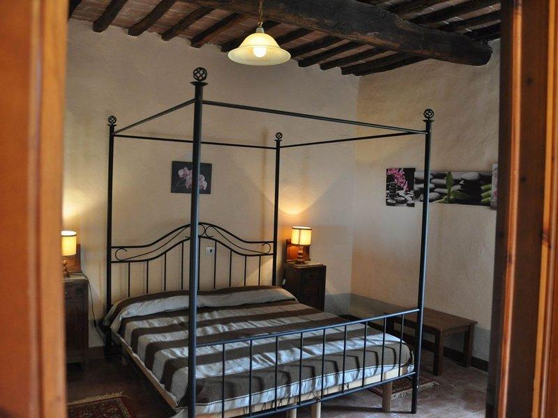 Ferienwohnung in einer idyllischen Ferienanlage inmittens der Weinguten- T6, location de vacances à Vagliagli