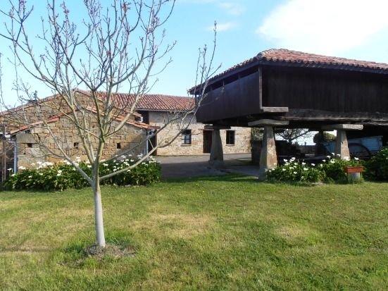 Casa rural (alquiler íntegro) El Prado de la Romía para 4 personas, vacation rental in Oles