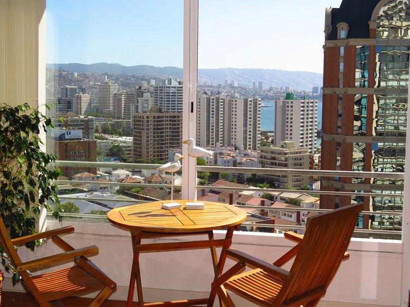 Moderno departamento muy bien ubicado y equipado, holiday rental in Quilpue