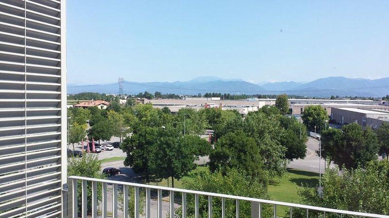 The refuge -Panoramic apartment -, holiday rental in Corte de' Cortesi con Cignone