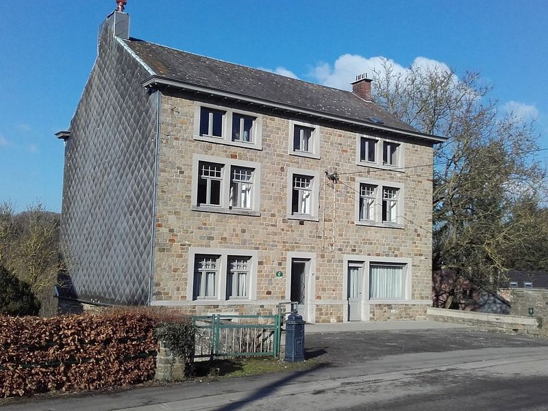 Lovely Child-friendly Holiday Home in Verlaine-Sur-Ourthe, holiday rental in Bomal
